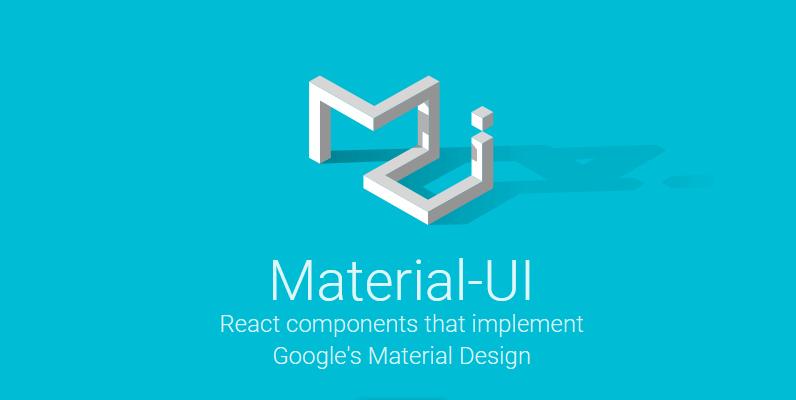 material ui framework