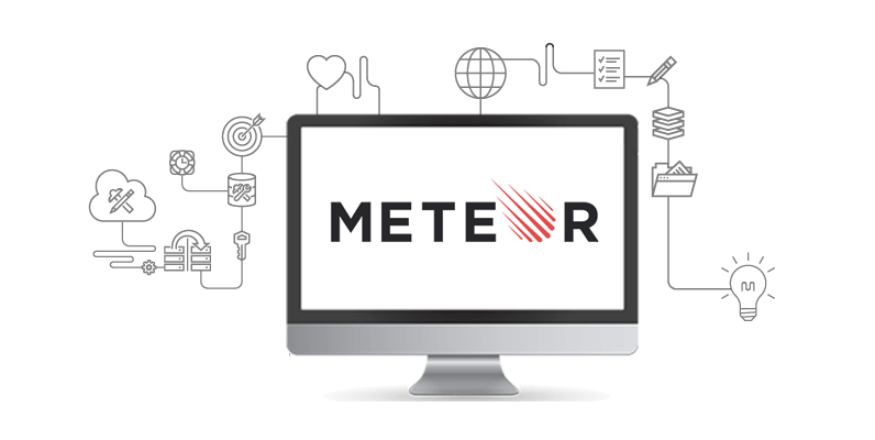 meteor.js framework