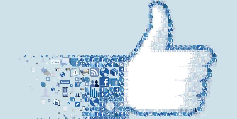 o poder do facebook