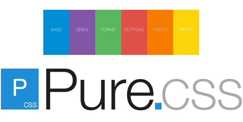 pure.css framework