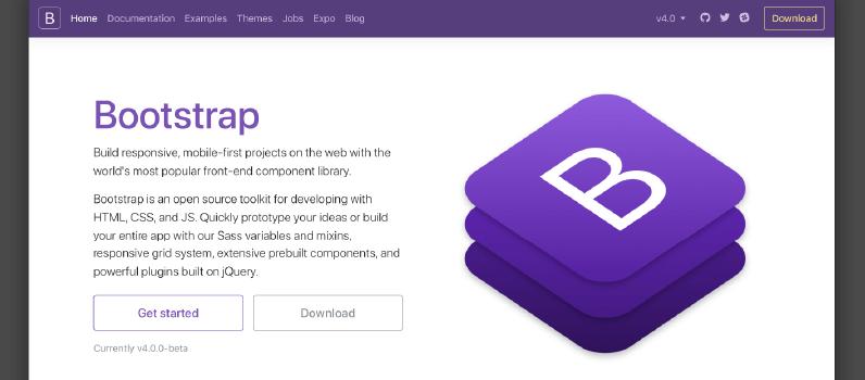 Como baixar e configurar o Bootstrap