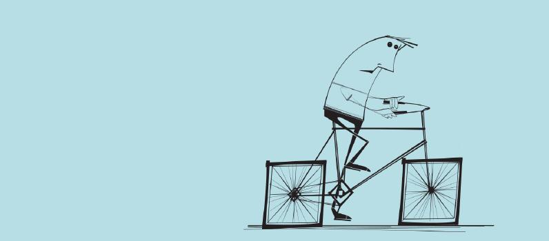 Não tente reinventar a roda