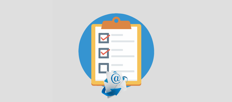check-list completo de e-mail marketing