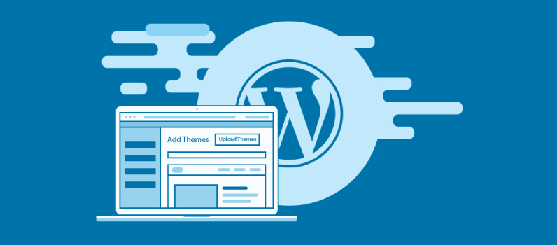 como instalar temas wordpress