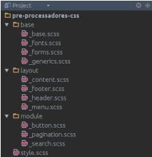 pre-processadores-css