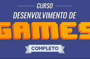 Curso de Desenvolvimento de Games Completo