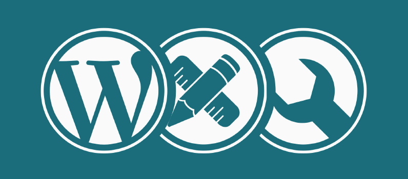 conclusao sites em wordpress