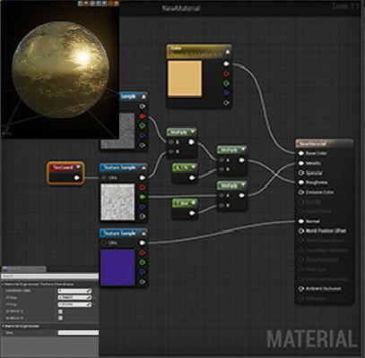 Unreal-Material-Editor