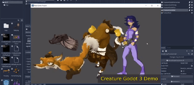 introdução a godot