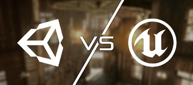 introdução unity vs unreal