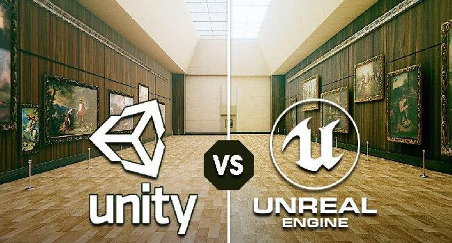 Unity Vs Unreal: Qual escolher?
