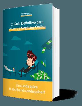 E-book Viver de negócio online