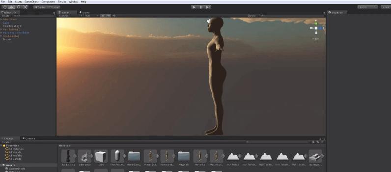 Desenhe e faça implementação da engine de renderização