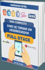 E-book Desenvolvimento Full Stack