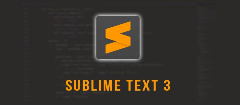 baixando e instalando o sublime text 3