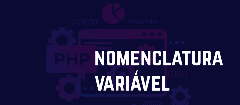 nomenclatura variável