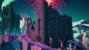 GamePlay e Análise do Jogo Hyper Light Drifter