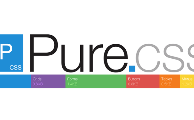 Pure CSS: Conheça esse incrível Framework CSS