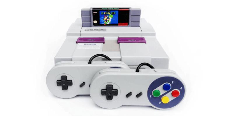 A indústria dos games nos anos de 1990
