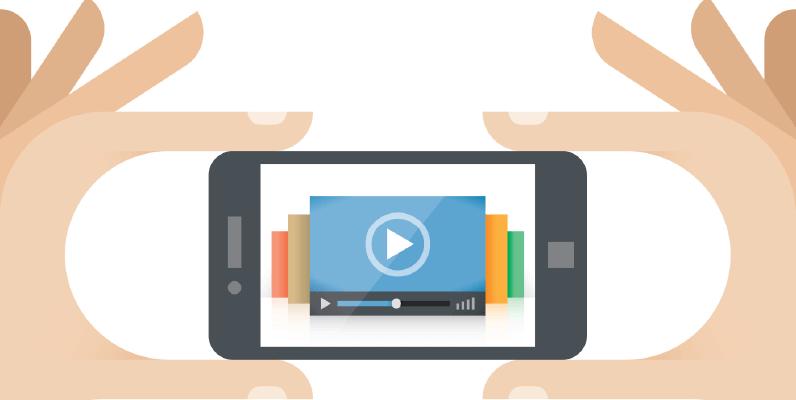 Faça uso de vídeos ou gráficos
