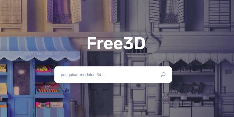free3d