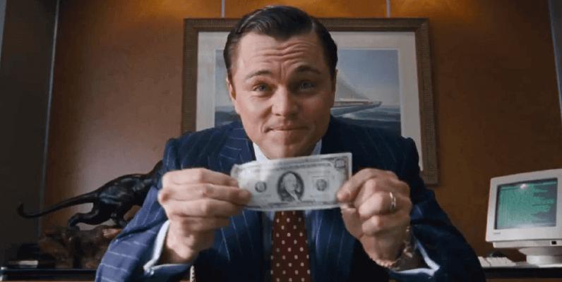 coloque o dinheiro como algo secundario