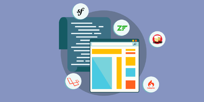 o que é framework php