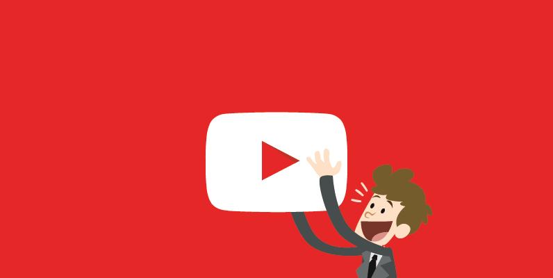 comece um canal no youtube