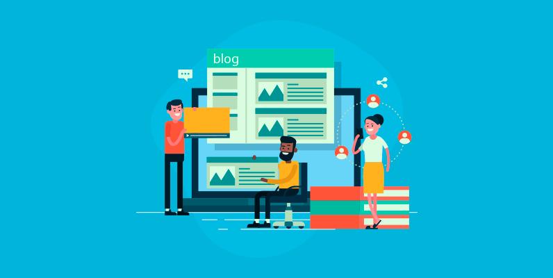 conclusao de como criar um blog