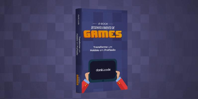 Cursos completos de Desenvolvimento de Games